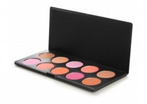 BH Cosmetics 10 Colour Professional Blush Palette Review