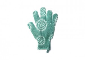 QVS Exfoliating Gloves Review