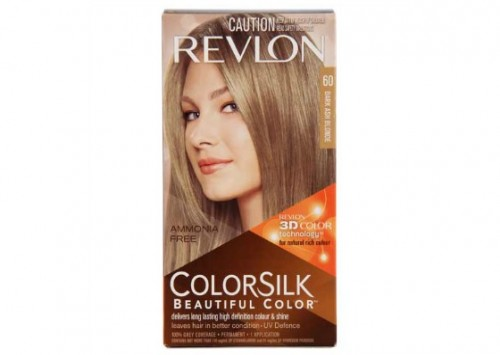 Revlon Colorsilk Beautiful Color Review