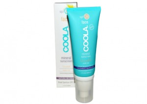 Coola Mineral Face SPF 30 Unscented Matte Finish Tint Review