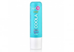 Coola Liplux SPF 15 Vanilla Peppermint Review