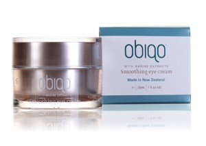 Obiqo Smoothing Eye Cream Review