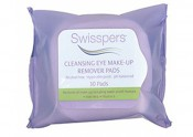 Swisspers Cleansing Eye Make Up Remover pads Review