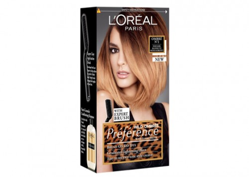 L Oreal Paris Preference Wild Ombre Shade 2 Brown To Blonde Review