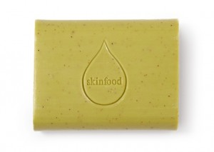 Skinfood Exfoliating Body Bar Review