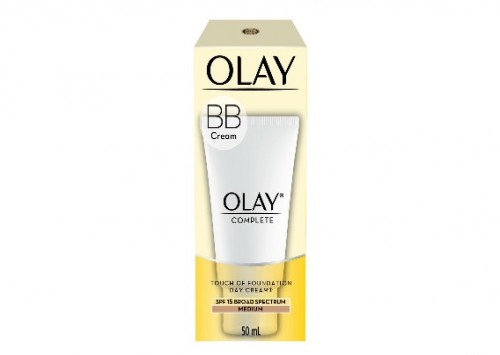 Olay Complete Touch Of Foundation Review Beauty Review