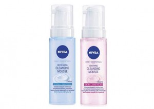 NIVEA Daily Essentials Cleansing Mousse