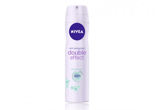 NIVEA Double Effect Anti-Perspirant Aerosol Review
