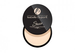 Isabelle Dupont Sheer Pressed Powder Review