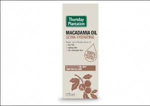 Thursday Plantation Ultra Hydrating Macadamia Oil Review