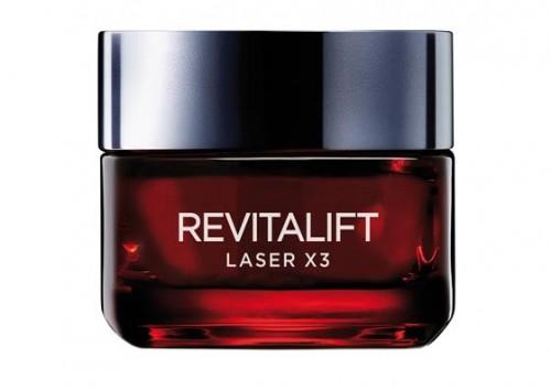 L'Oreal Paris Revitalift Laser X3 Day Cream Review