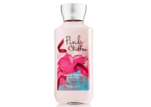 Bath and Body Works Pink Chiffon Body Lotion Review