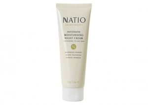 Natio Intensive Moisturising Night Cream Review