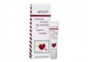 Apicare Manuka Honey Lip Butter With Warm Vanilla Review