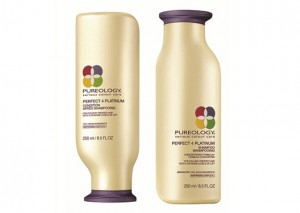 Pureology Perfect 4 Platinum Shampoo and Conditioner Review