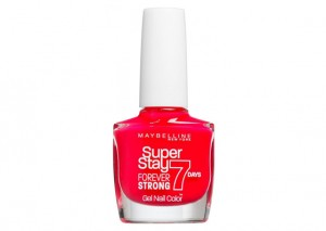 Maybelline Superstay 7 Days Gel Nail Color Review