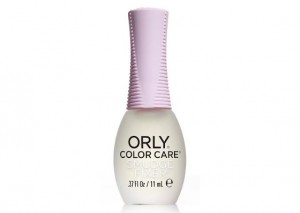 Orly Colour Care Smudge Fixer Review