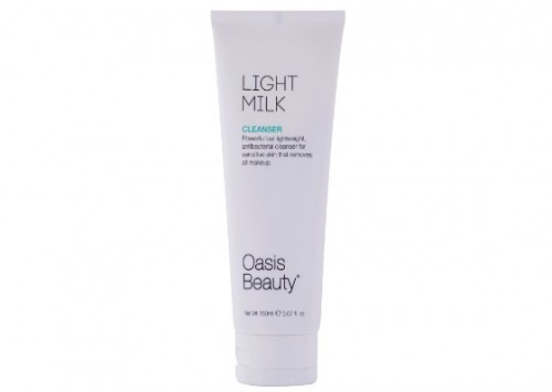 Oasis Beauty Light Milk Cleanser Review