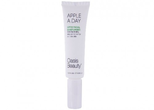 Oasis Beauty Apple a Day SPF25 Review