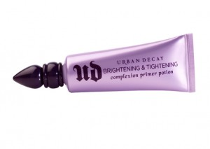 Urban Decay  Brightening & Tightening Complexion Primer Potion Review