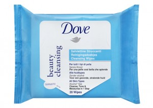 Dove Beauty Cleansing Wipes Review