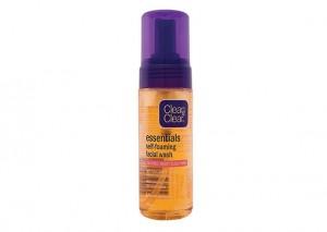 Clean & Clear Essentials Self Foam Facial Wash Review