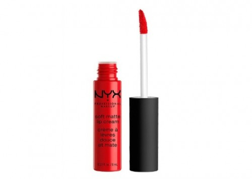 NYX Professional Makeup Soft Matte Lip Cream Review