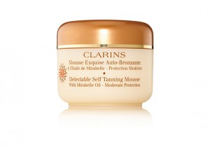 Clarins Delectable Self Tanning Mousse Review