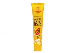 Suvana Certified Organic Paw Paw and Honey Balm Review