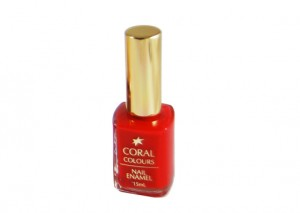 Coral Colours Fast Dry Nail Enamels Review