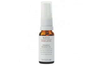 Natio Ageless Organic Rosehip Oil Review