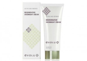 Evolu Active Age Defence Regenerative Overnight Cream Review