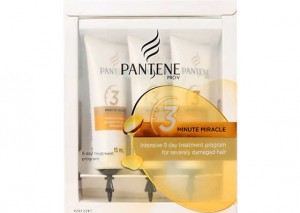 Pantene 3 Minute Miracle 9 Day Treatment Programe