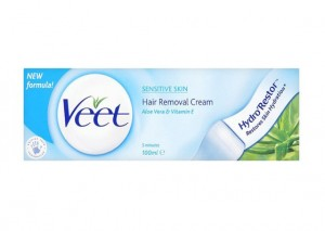Veet Hair Removal Cream for Sensitive Skin Review