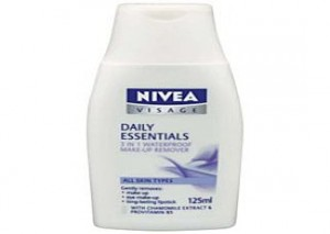 NIVEA 3 in 1 Waterproof Make Up Remover