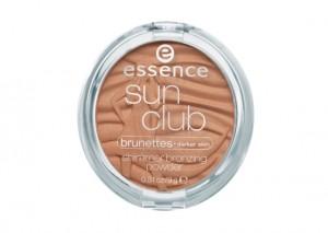 Essence Sun Club Shimmering bronzing powder Review