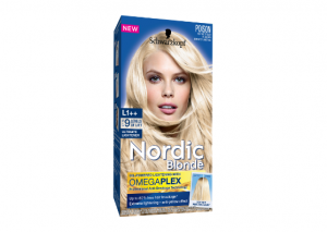 Schwarzkopf Nordic Blonde Ultimate Lightener L1++ Review