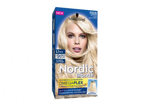 Schwarzkopf Nordic Blonde Ultimate Lightener L1++ Review