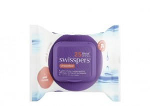 Swisspers Facial Wipes for sensitive skin Review
