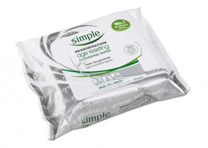 Simple Regeneration Facial Wipes Age Resisting Review