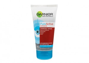 Garnier Pure Active Intense Charcoal Scrub Review