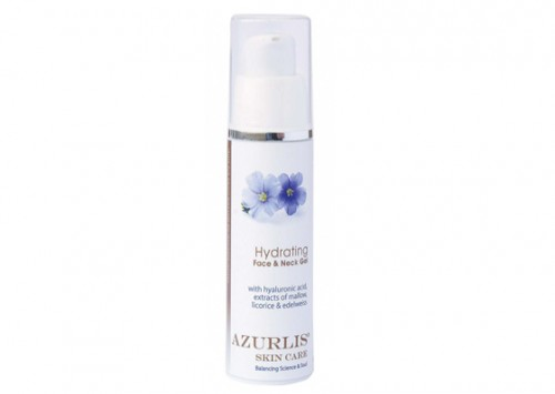 Azurlis Hydrating Face and Neck Gel Review