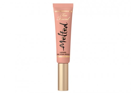 Too Faced Melted Liquified Long Wear Lipstick Review