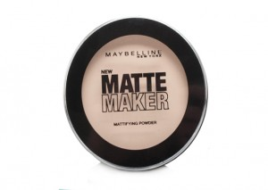 Maybelline Matte Maker Powder Review