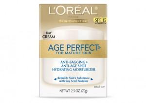 L'Oreal Age Perfect Day Cream SPF 15 Review