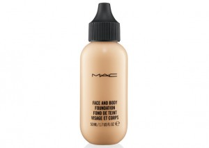 MAC Studio Face and Body Foundation Review