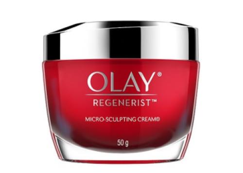 Olay Regenerist Micro Sculpting Face Cream Review