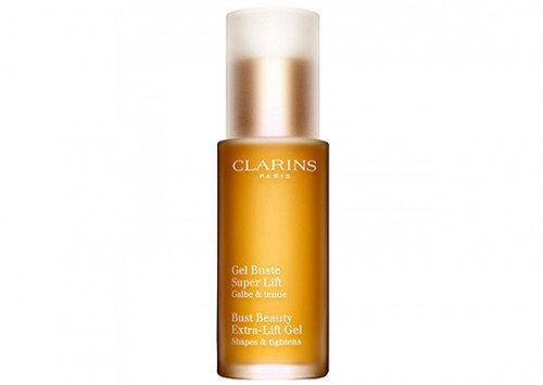 Clarins Bust Beauty Extra Lift Gel Review