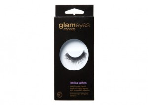 Glam by Manicare Jessica Lashes Review