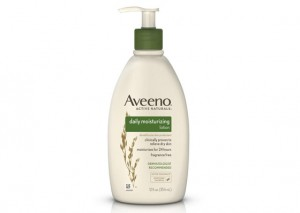 Aveeno Active Naturals Moisturiser Daily Lotion Review